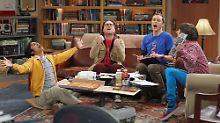 """""""Big Bang Theory"""" bringt Geldsegen: Diese Serien-Stars verdienen am meisten"""
