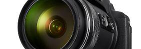 Warentest vergleicht Kompakte: Die besten Kameras mit Superzoom