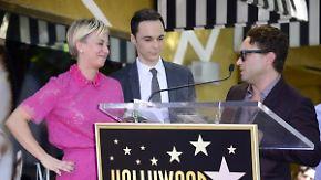 "Promi-News des Tages: ""Big Bang Theory"" beschert Stars einen Geldregen"