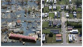 """Lob und Kritik von Obama: Das ist New Orleans zehn Jahre nach Hurrikan """"Katrina"""""""