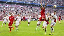 """""""Da werden wir ihm nicht die Birne für abreißen."""" (Leverkusens Weltmeister Christoph Kramer über Teamkollege Roberto Hilbert, der beim 0:3 in München zwei Elfmeter verursachte und auch beim ersten Gegentreffer schlecht aussah)"""