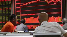 Finanzjournalist verhaftet: China präsentiert Sündenböcke für Börsen-Talfahrt
