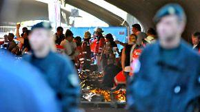 Trauma nach Loveparade-Tragödie: Feuerwehrmann fordert Schadenersatz von Veranstalter
