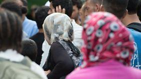 Geduld der Flüchtlinge gefragt: Deutschland arbeitet an beschleunigtem Asylverfahren