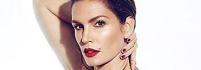 Findet sie sich schöner, als sie ist?: Cindy Crawford spricht über Schrumpel-Foto