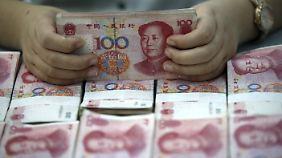 Panik und Chancen: Chinas Börsenbeben wirft Fragen auf
