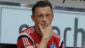 Rolle rückwärts: Ivica Olic will nun doch beim HSV bleiben.
