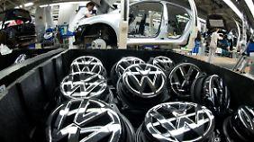 Luxusmarken weiter auf Erfolgskurs: VW kämpft mit Absatzproblemen in Deutschland und den USA