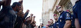 """Europa und die Flüchtlinge: """"Das Ergebnis ist Chaos"""""""