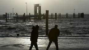 Gewitter an Nord- und Ostsee: Freitag zeigt sich die Sonne wieder