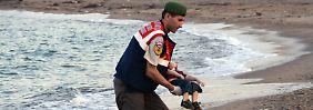 Mitgefühl und Stacheldraht: Nie war Europa so schizophren