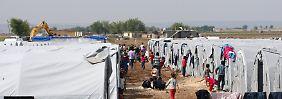 Bericht: Zahl halbiert: Weniger Flüchtlinge kommen aus Türkei