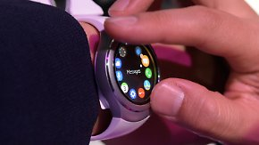 Smartwatches auf der Ifa: Apple Watch bekommt mächtig Konkurrenz