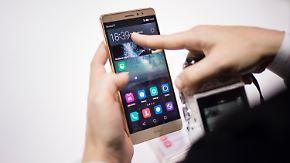 Huawei, Samsung & Co.: Hersteller enthüllen ihre Smartphone-Neuheiten