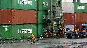 Verwundbare Supermacht: Sorgen um Chinas Wirtschaft verschärfen sich