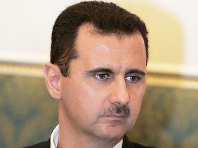 Wird Baschar al-Assad für eine Syrien-Lösung noch gebraucht?