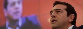 "Nach erster Fernsehdebatte: Tsipras will ""Kampf fortsetzen"""