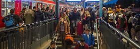 Keine Züge auf Fähren: Dänemark erlaubt Zugverkehr über die Grenze