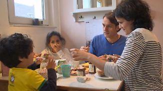 n-tv Ratgeber: Familie testet veganes Essen auf Alltagstauglichkeit