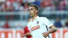 """Hrubeschs Rio-Kader steht: Nils Petersen bekommt drittes """"Oldie""""-Ticket"""