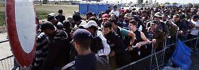 Bundespolizei nach Bayern beordert: Deutschland führt Grenzkontrollen wieder ein