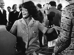 """Angelica Domröse in """"Die Legende von Paul und Paula"""" aus dem Jahr 1973, einer der erfolgreichsten DDR-Spielfilme."""