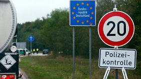 1 Million Flüchtlinge 2015 erwartet: Deutschland schaltet mit Grenzkontrollen in Krisenmodus