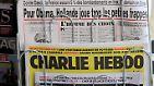 """Zehn Monate nach dem Anschlag auf das Satiremagazin """"Charlie Hebdo"""" ..."""
