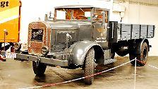 Historische Nutzfahrzeuge: Was uns früher bewegte