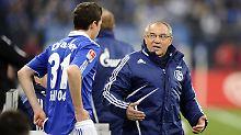Nach Wechsel zum VfL Wolfsburg: Magath: Draxler wird einschlagen