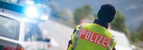 """""""Immenser und ungebrochener Zustrom"""": Deutschland verlängert Grenzkontrollen"""