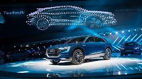 Der e-tron setzt das fort, was bei Audi vor Jahren auf Eis gelegt wurde.