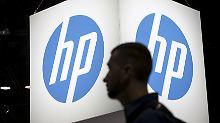 Überraschend hoher Gewinn: Hewlett-Packard sieht etwas Licht