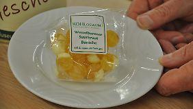 Süß und sauer - und einfach gut: Suurkruut Bonsche aus Dithmarschen.