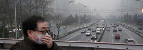 Todesfälle durch Emissionen: Luftschadstoffe wie Ozon oder Feinstaub gelten schon lange als gesundheitsschädlich. Foto: Adrian Bradshaw/Archiv