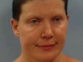 Jennifer Lien nach ihrer Festnahme.