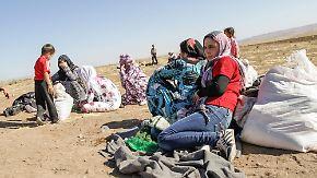 Millionen Syrer auf der Flucht: UNHCR: Flüchtlingszahl wird weiter zunehmen