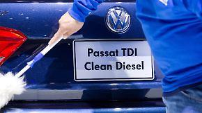 Nach Winterkorn-Rücktritt: VW kämpft mit Sammelklagen und offenen Fragen