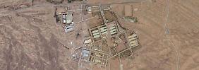 Tauwetter im Atomkonflikt: IAEA-Chef besucht iranischen Stützpunkt
