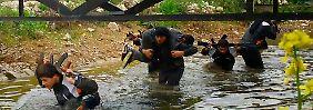 Deutsche Dschihad-Touristen: Viele Syrien-Kämpfer waren früher kriminell