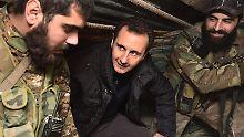Moskau fordert Kooperation: Dreckiger Pakt mit Assad ist keine Lösung