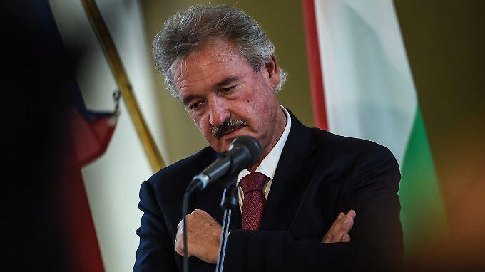 Jean Asselborn befürchtet, dass die Türkei nicht zur Ruhe kommt.