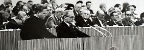 Abgeschottete Welt des SED-Chefs: Butler war von Honecker enttäuscht