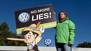 Welt reagiert auf VW-Skandal: Reporter berichten aus Washington, Paris und London