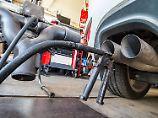 Stickoxid-Grenzwerte überschritten: Dieselabgase in Deutschland außer Kontrolle