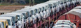 Zu leichten Nutzfahrzeugen gehören auch Transporter und Caddys.