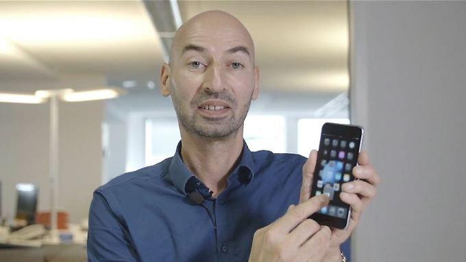 n-tv Ratgeber: Das kann das neue iPhone 6s