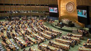 UN-Generaldebatte September 2015