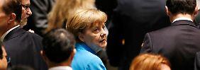 Speed Dating in New York: Merkel will die Welt retten – und sich selbst
