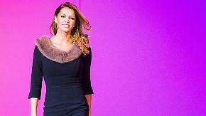 Promi-News des Tages: Schwangere Sabia Boulahrouz gibt Model-Debüt